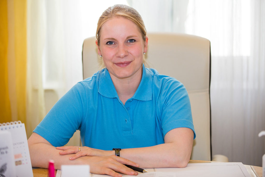Frau Dr. Saba Frauenärztin